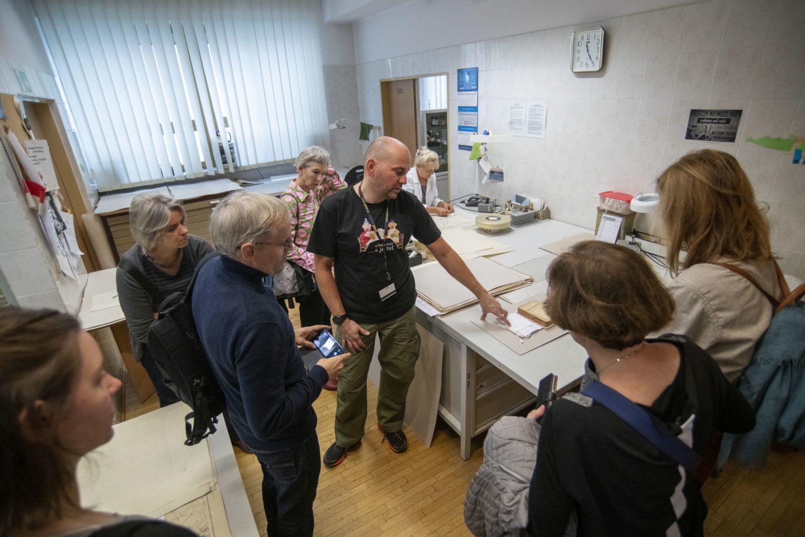 Warschau_2019_Tour_Library_of_Poland_Warsaw_Stasiuk_Konrad_183