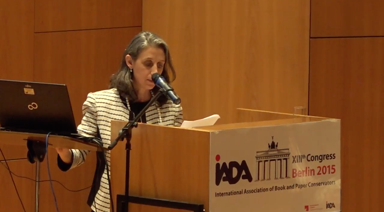 Claudia Benvestito: Scaleboards or not: Wooden board permanence in Italian bookbinding