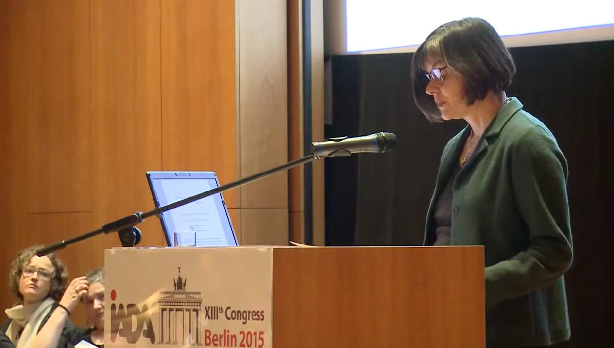 Kurzvorträge von Berliner Restauratoren über herausfordernde Montagen – Ira Glasa