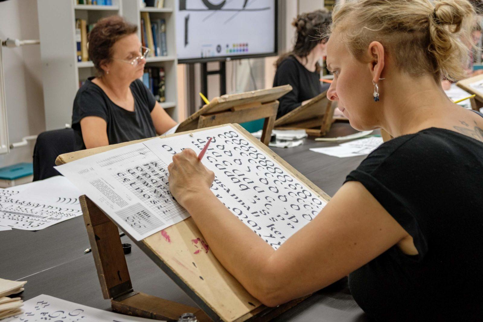 Warschau_2019_Workshop_Calligraphy_IADA_201