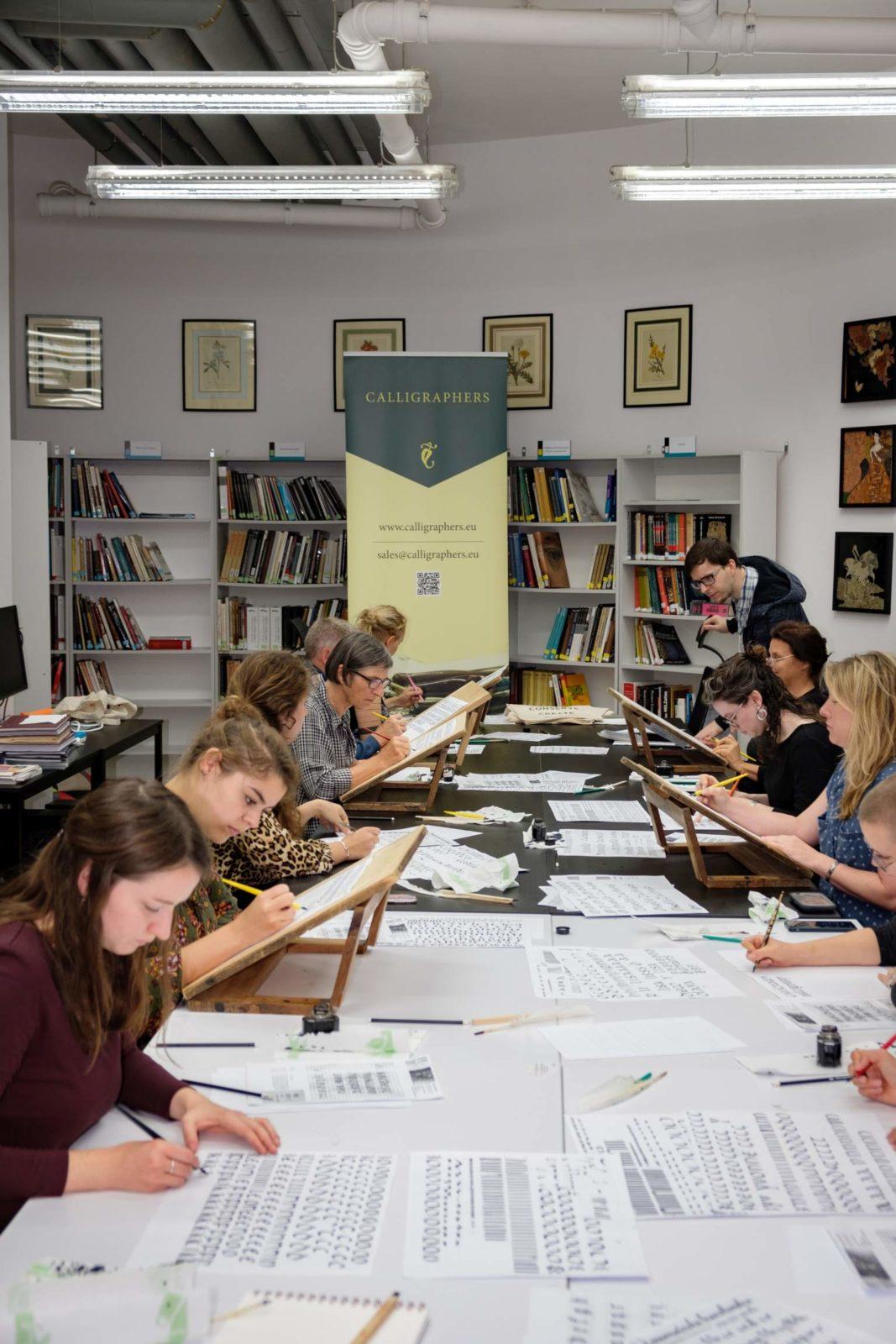 Warschau_2019_Workshop_Calligraphy_IADA_208